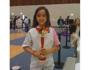 Championne des Hauts-de-Seine 2009