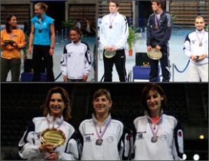 Les médaillés de Marseille
