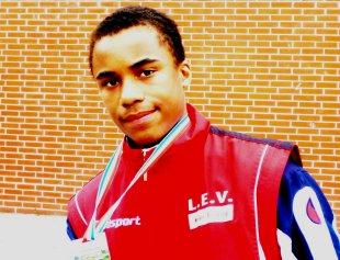 Kilian médaillé d'argent par équipe