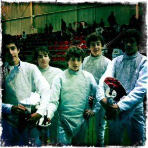 Nos minimes au tournoi de Nantes