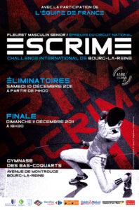 Affiche de Bourg-la-Reine 2011