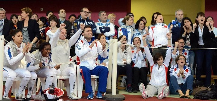 France - Hongrie : la qualification aux jeux s'est jouée sur la piste