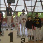 Kim-Ulric médaille de bronze benjamin