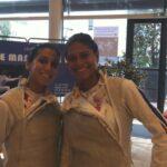 Inès et Ysa, les deux finalistes
