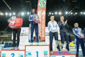 Ysaora championne de france pour la 3ème année consécutive
