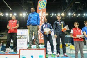 Jean-Paul médaillé de bronze