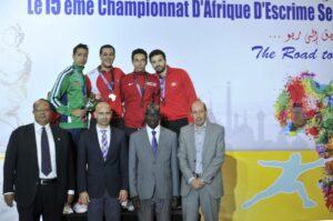 Ayoub champion d'Afrique et Mohamed 3ème
