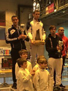 Superbe 2ème place d'Ayoub à Valence