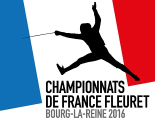 Championnats de France Fleuret Senior 2016