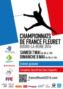 Affiche France 2016