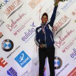 Ysaora championne de France N1
