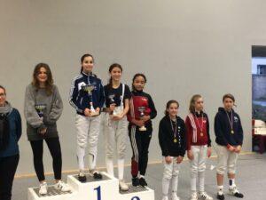 Ilona remporte le Coup de Jarnac 2016