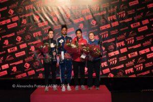 Ysaora a remporté la première édition du challenge international de Bourg-la-Reine