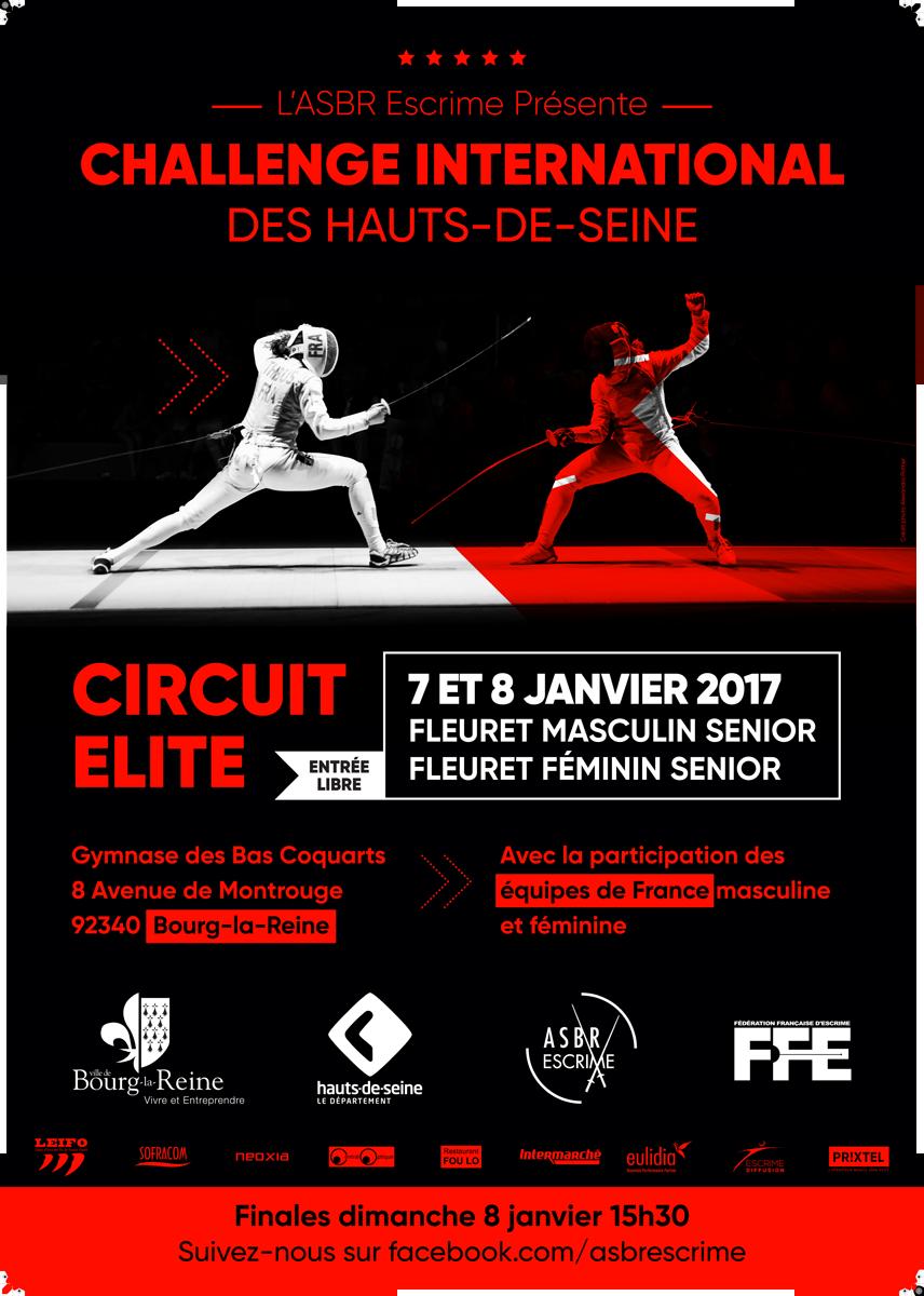 Affiche du Challenge 2017