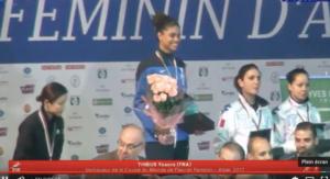 Ysaora remporte l'épreuve de Coupe du monde d'Alger