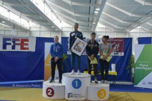 Ysaora championne de France N1 pour la 5ème fois de suite