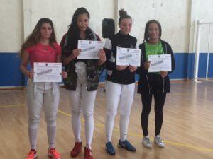 Olivia remporte l'IDF M20, 2ème victoire de la saison en 3 épreuves !!!